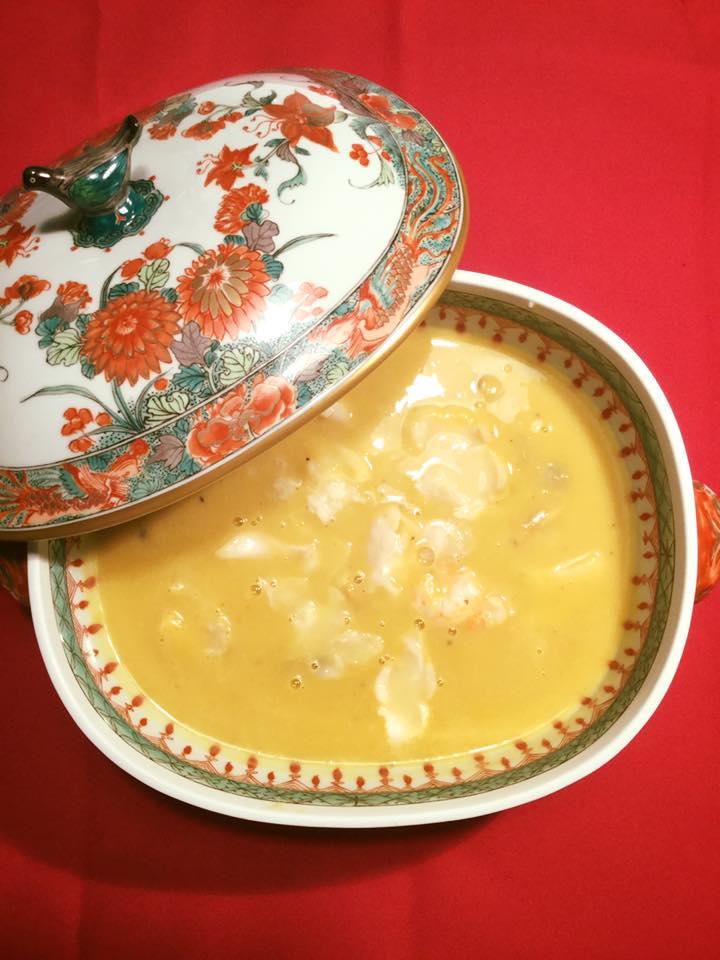 Tachos e Porcelanas - Sopa de Peixe