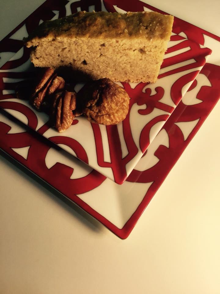 Tachos e Porcelanas - Pão de Farinha de Coco