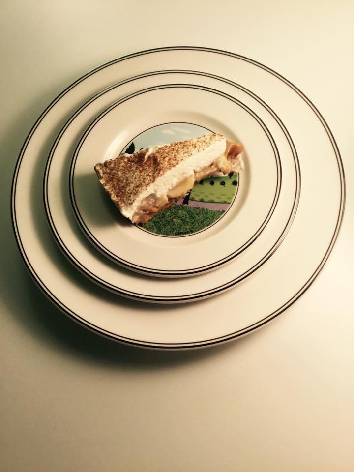 Tachos e Porcelanas - Banoffee Pie