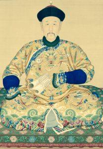Imperador Yongzheng Fonte: www.wikiwand.com